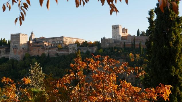 Alhambra distant