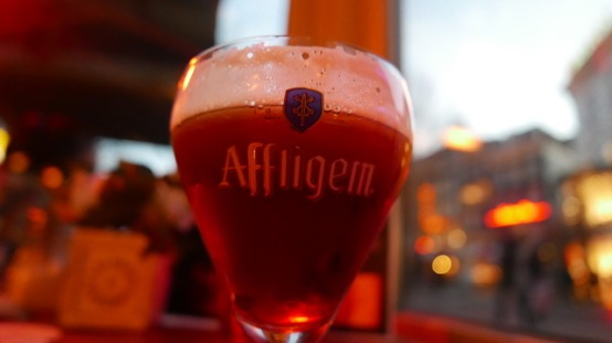 Beer in bar