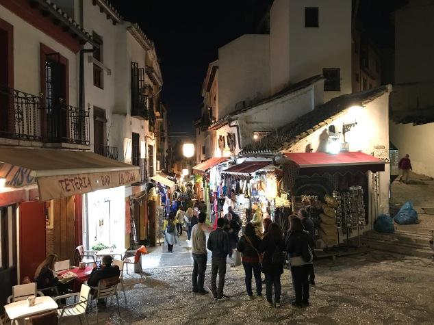 Gran - Night streets