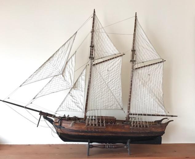 Sailing model