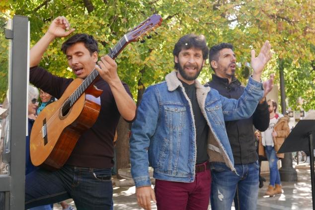 Street flamenco 2