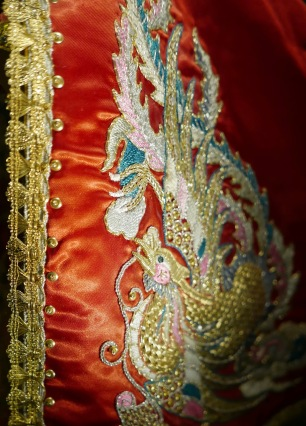 Gown 2 detail
