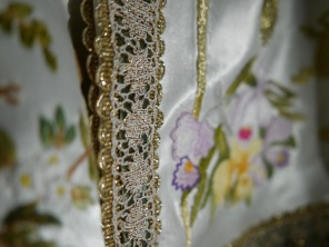 Gown 4 detail