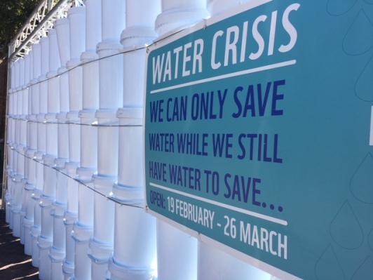 RVM-Need water