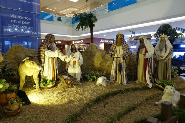 creche in mall
