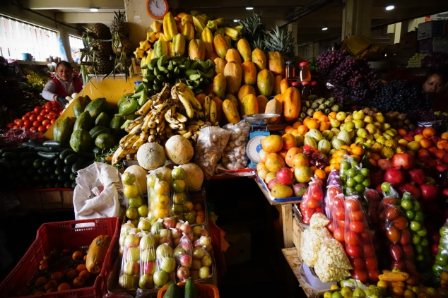 Fruits - market